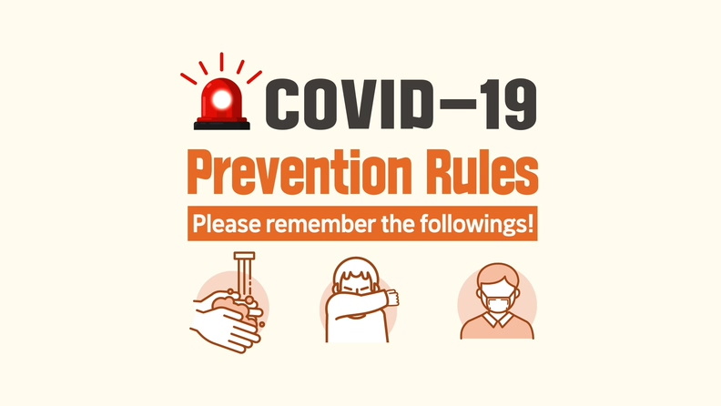 COVID-19 Prevention Rules_English Ver